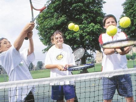 Cours de jeunes club de tennis beauport ouest for Cours de tennis en ligne